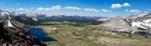 View from Gaylor Peak summit