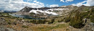 Area around Granite Lakes