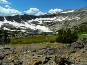 Granite Lakes Basin