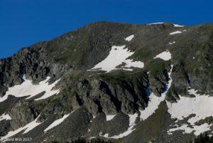 Peak 12,819 Wheeler Wilderness, New Mexico