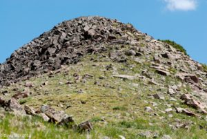 Summit Knob, 12,728', Wheeler Wilderness, New Mexico